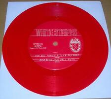 "WHITE STRIPES The Big Three Killed My Baby 7"" Vinyl Red LP Jack Meg raconteurs"
