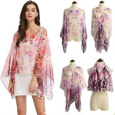 Women Fashion Pashmina Long Soft Elegant Scarf Wrap Shawl Stole Scarves Hot W8G7
