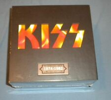 Kiss The Casablanca Singles 29 X 7'' Vinyl Box Set 2013 UK 2,500 Copies LP New
