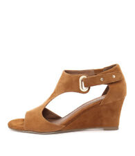 New Top End Unibell Tan Womens Shoes Casual Sandals Heeled