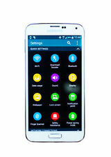 New In Open Box T-Mobile Samsung Galaxy S5  16GB White Phone