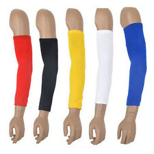 New Colorful Basketball Sport Shooting Sleeve Stretch Wristband Arm Band Sleeve