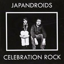 Celebration Rock - Japandroids New & Sealed CD-JEWEL CASE Free Shipping