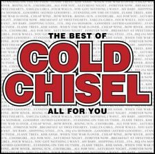 Best of Cold Chisel-vision - DVD-STANDARD Region 4 Brand New Free Shipping