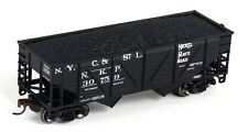 Athearn Roundhouse 70237 HO 34' 2-Bay Hopper w/Coal Load Nickel Plate Road NKP