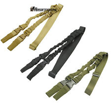 Tactical Military Luxury 2 Point Gun Sling Rifle Sling Adjustable Sling Hunting