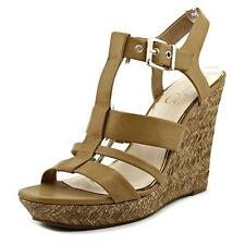 Jessica Simpson Casie2 Women  Open Toe Synthetic Brown Wedge Sandal