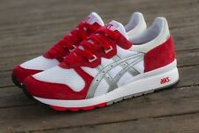 Asics GEL-EPIRUS White Fire Red Silver saga Men Shoes lyte 3 kith H413N-0113