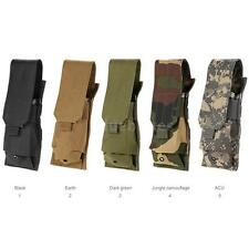 Condor Triple Pistol Mag Pouch - OD Green Tactical magazine holster W2X0