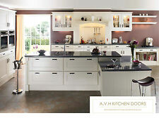 Made to Measure Kitchen Cupboard Doors and Drawers