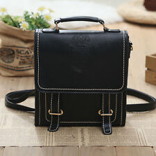 Vintage Women's Backpack Satchel Shoulder Bag Schoolbag Totes Fashion Handbag