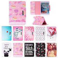 Pattern Leather Mangnetic Smart Case Cover Stand for iPad 2 3 4 Air Mini Pro 9.7