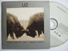 U2 The Best of 1990-2000 CD promo