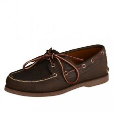 Timberland Classic Boat Heritage 2 Eye Boat brown Boat shoes brown Boat Shoes