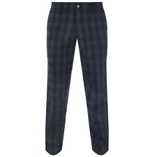 Callaway Golf Mens Plaid Thermal Stretch Golf Performance Pants