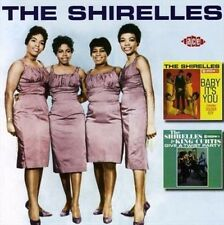 Baby It's You/The Shirelles - Shirelles New & Sealed Compact Disc Free Shipping
