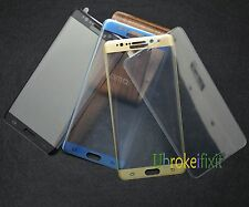3D Full Cover Tempered Glass Front Screen Protector Samsung Galaxy Note 7 N930