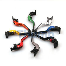 Folding Extending Brake Clutch Levers For BMW K1200S 2004-2008 2005 2006 2007