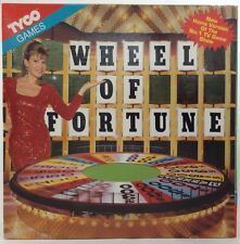 Vintage Wheel Of Fortune by Tyco Games 1992