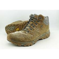 Merrell Moab Rover Mid Waterproof Men US 13 Tan Hiking Boot Pre Owned  1157