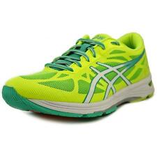 Asics Gel-DS Trainer 20 Women  Round Toe Synthetic Yellow Running Shoe