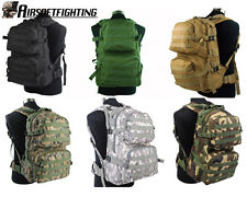 1X Molle Tactical Assault Hiking Rucksacks Backpack Bag Trekking Camping Hiking