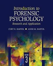 Introduction to Forensic Psychology : Research and Application by Anne M....