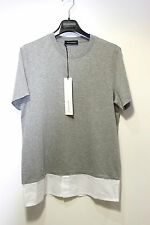 Kris Van Assche  Shirt T-Shirt with shirt made in Italy new with tags 50 £145