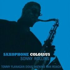 Saxophone Colossus - Rollins,Sonny New & Sealed LP Free Shipping