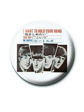 The Beatles- I Want to Hold Your Hand Badge
