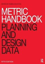 Metric Handbook by Hardcover Book