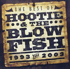 Hootie and The Blowfish - Best of Hootie and The Blowfish 1993 thru 2003 CD NEW