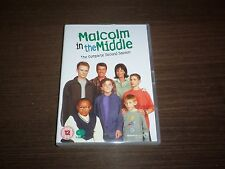 Malcolm in the Middle - Series 2 - Complete (DVD, 4 disc) Season Two