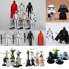 Star Wars The Force Awakens Darth Vader BB-8 R2D2 Stormtrooper Figures Xmas Gift