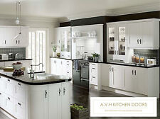 Replacement Kitchen Cabinet/Cupboard Doors Made to Any Size, Style & Colour