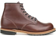 Red Wing Heritage 6 Inch Beckman Round 09016-0 New Mens Cigar Toe Boots Shoes