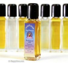 """""""NAG CHAMPA"""" PERFUME OIL BY SACRED SCENT 8.5ML BOTTLE"""