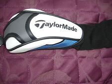 NEW TAYLORMADE  HYBRID  HEAD COVER ,WITH ROTATING DISC FOR CHOICE OF CLUB NUMBER