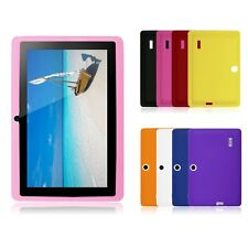 """7""""inch Soft Silicone Case Cover Skin for 7"""" Q88 Google Android A13 Tablet PC PDA"""