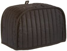 Ritz 01014 Quilted Two Slice Toaster Cover Black New