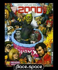 *2000 AD PROG #2000 PREVIEWS EXCLUSIVE COVER - MAGAZINE*