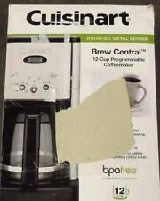 Cuisinart Brew Central DCC-1200W 12 Cups Coffee Maker $125 - READ