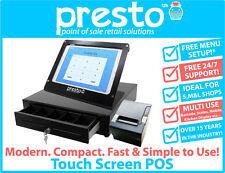 Complete Point of Sale System POS Tablet Touch Screen Software Hospitality Retai