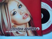 CHRISTINA AGUILERA Come On Over Baby (All I Want Is You) CD