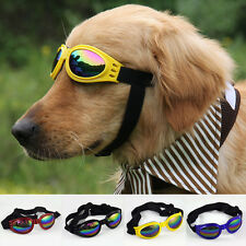 Goggles UV Sunglasses Anti-wind Glasses Eye Wear Protection Cool Pet Dog Fashion