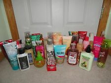VICTORIA'S SECRET FRAGRANCE MIST, LOTION, BODY WASH, SCRUB (CHOOSE ITEM) FULL SZ