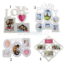 Fashion Standing Combination Pictures Photo Frames Table Ornament Home Décor