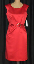 NWT Sexy Red Sleeveless Dress by Alex Marie Retail $139