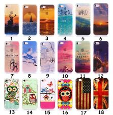 New Rubber Soft TPU Gel Skin Silicone Phone Back Case Cover For iPhone 7 7G Plus