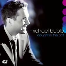 Michael Buble - Caught in the Act (2 Disc, CD + DVD) CD NEW